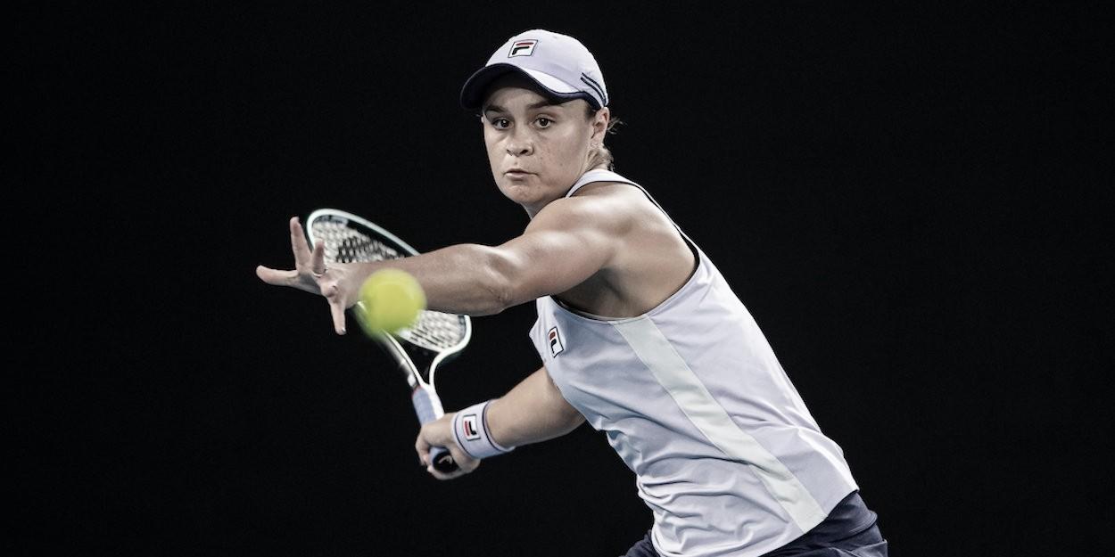 Barty vira contra Pliskova e segue no WTA 500 de Stuttgart