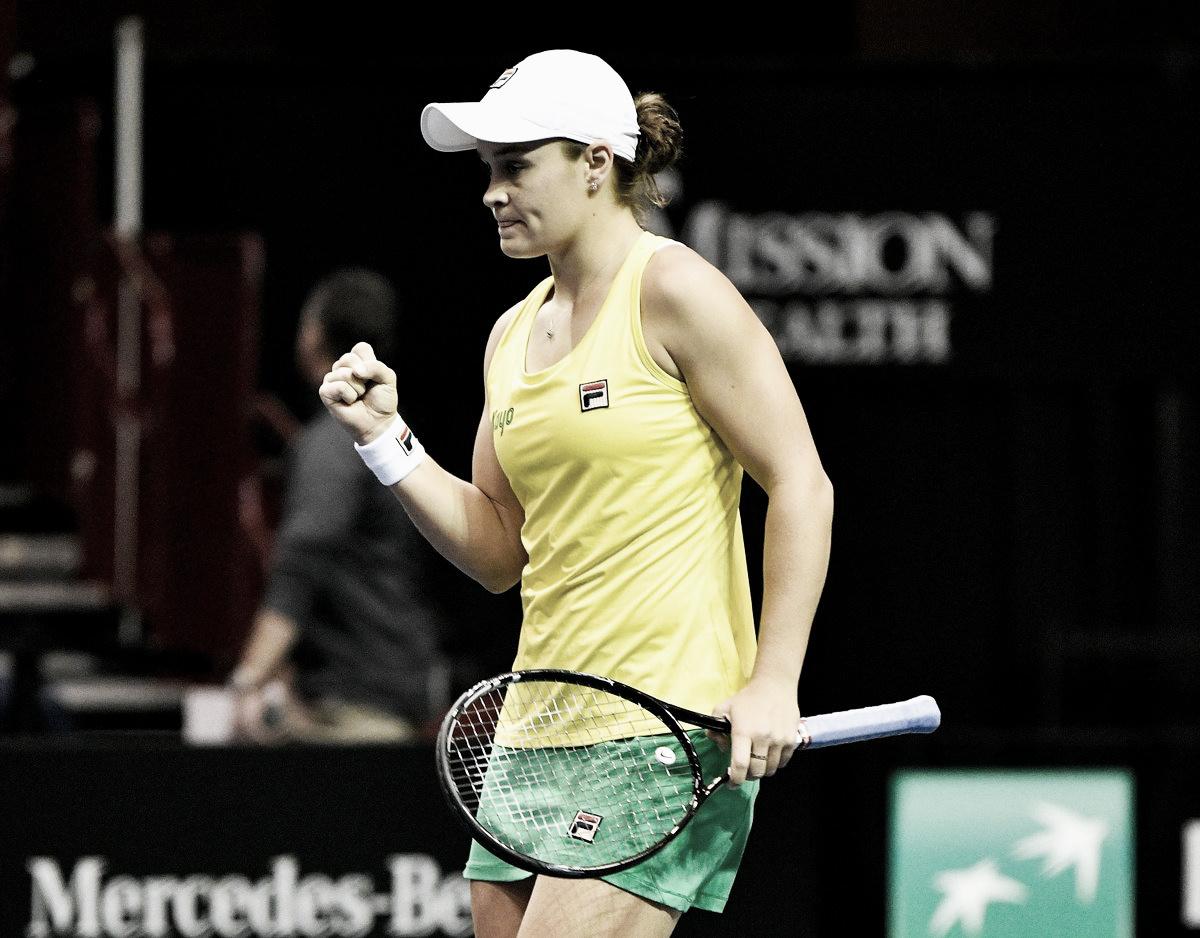 Austrália vence nos Estados Unidos e volta às semis da Fed Cup após cinco anos