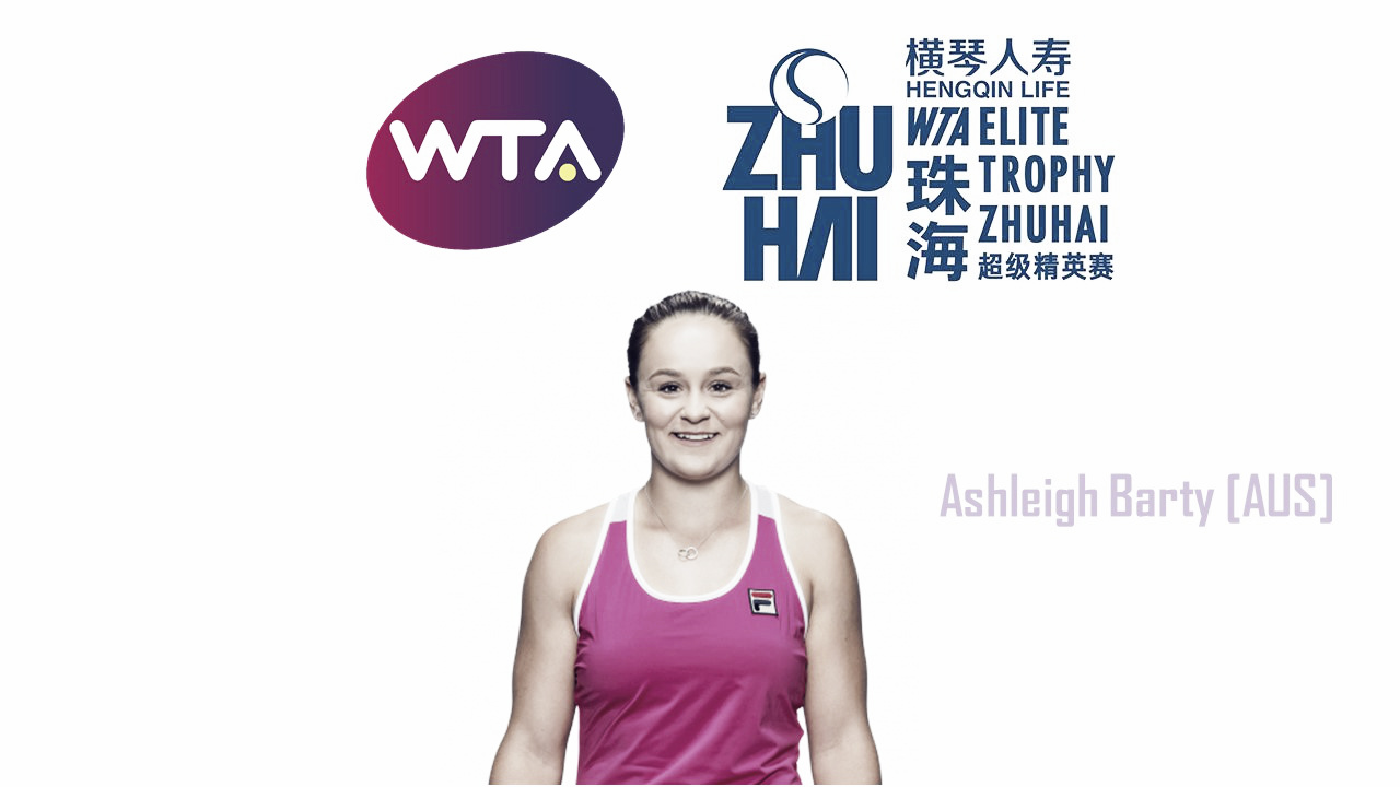 Ashleigh Barty qualifies for WTA Elite Trophy