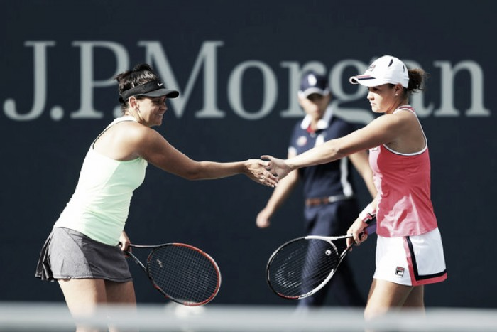 2017 Season Review: Ashleigh Barty and Casey Dellacqua enjoys successful comeback