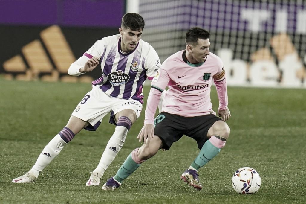 Las claves del Barcelona - Real Valladolid