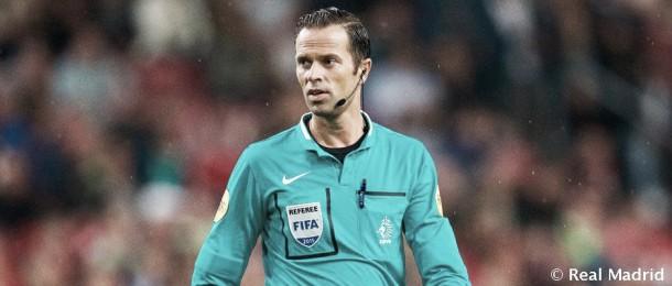 Bas Nijhuis dirigirá el Shaktar Donestk - Real Madrid