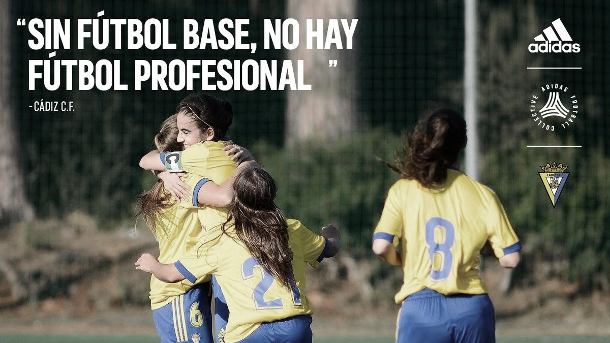 El Cádiz CF ayudará al fútbol base