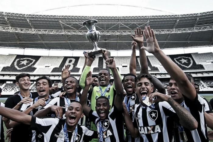 Radar da base: quais jogadores podem fazer parte do elenco profissional do Botafogo em 2018?