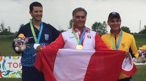 Toronto 2015: Francisco Boza y el primer oro de Perú