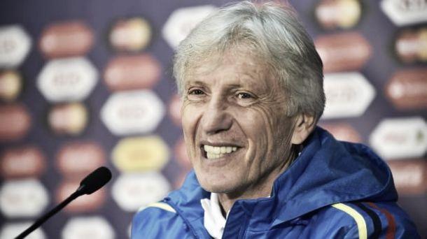 José Pékerman dio la lista de convocados para enfrentar a Chile y Argentina