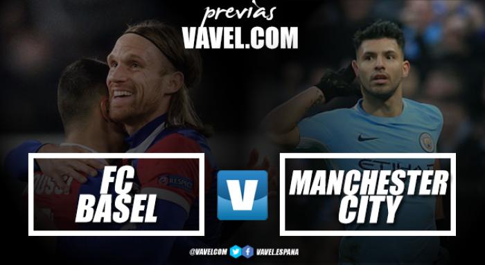 Previa Basilea - Manchester City: ilusión frente a obligación