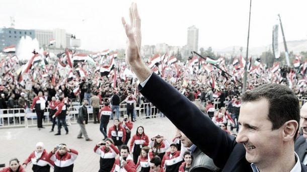 Siria cruza la línea roja