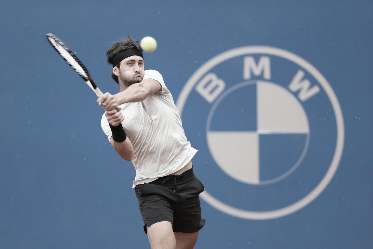 Basilashvili detona Ruud e encara Struff na final do ATP 250 de Munique