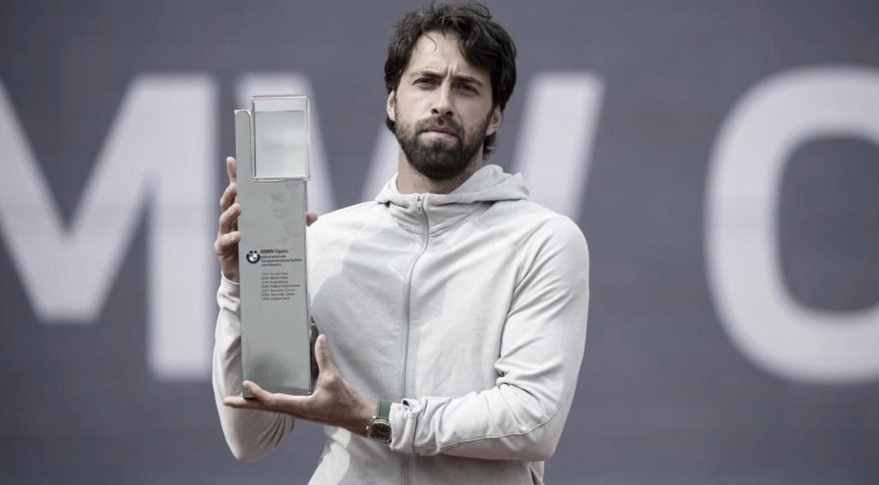 Basilashvili se queda con el título en Múnich