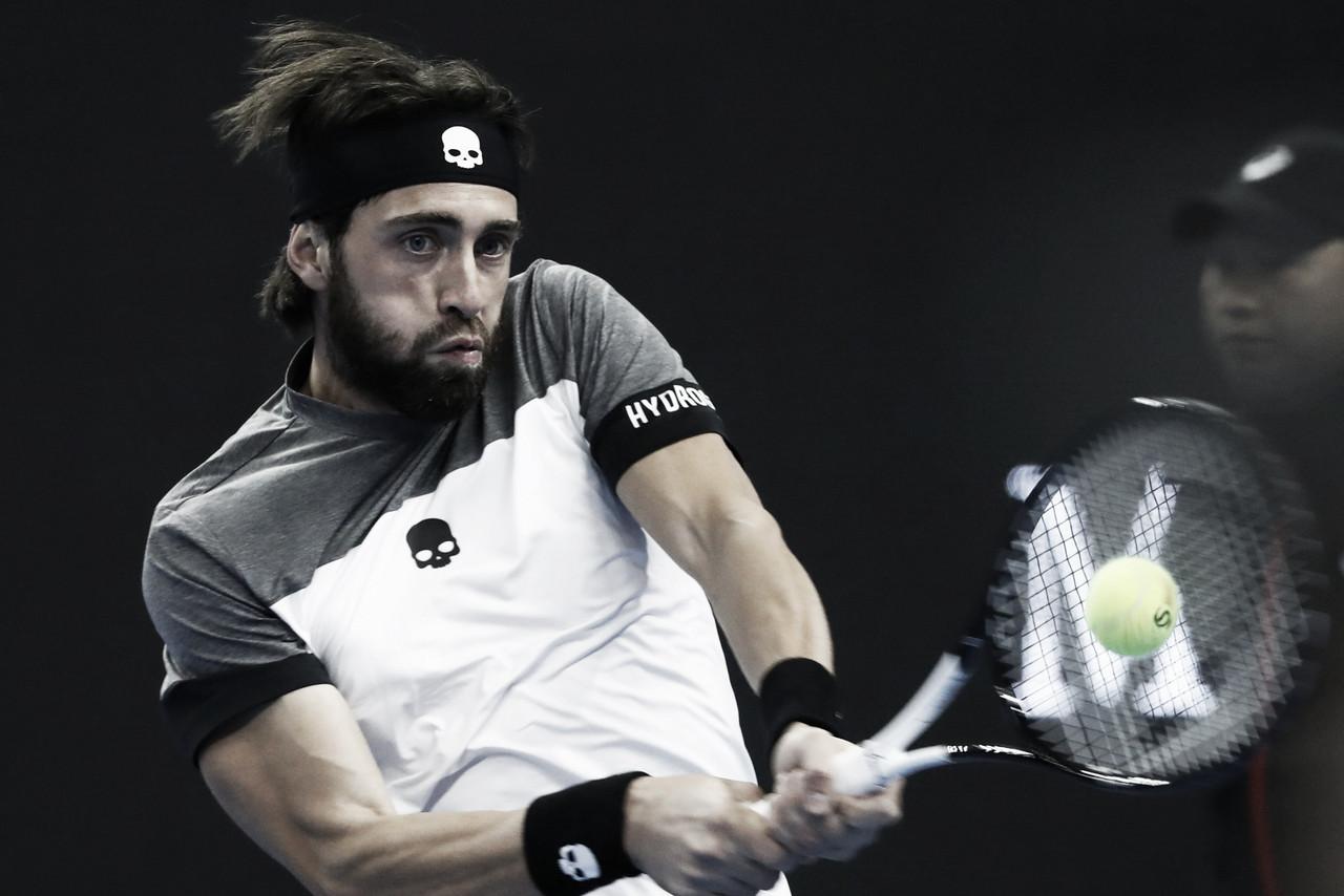 Basilashvili venció a Edmund y jugará la final de Beijing