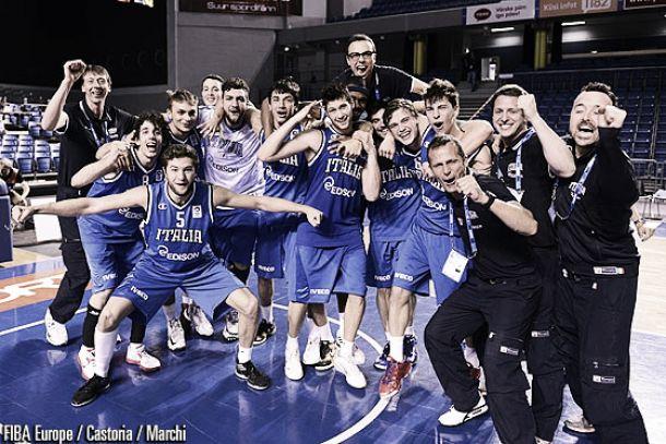 Europeo Under20, a Udine gli azzurri si preparano al debutto