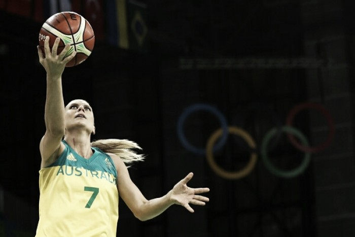 Rio 2016: Australia post solid win over France in women's basketball, 89-71