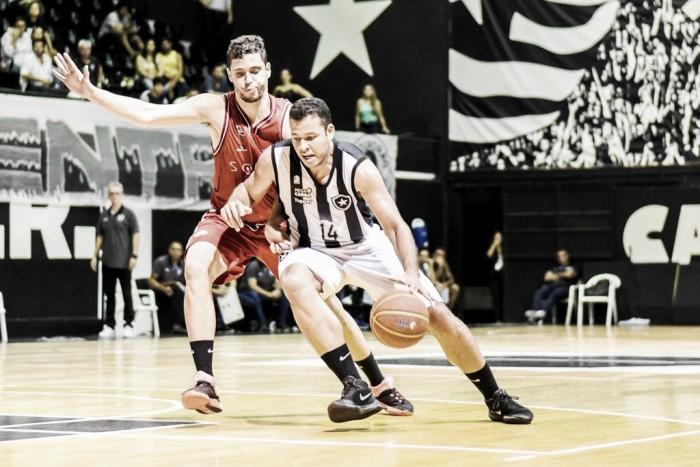 Botafogo derrota Basquete Cearense e chega a duas vitórias seguidas pela primeira vez no NBB