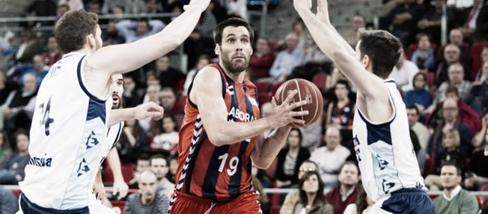 Volviendo al pasado: Laboral Kutxa 79-62 Gipuzkoa Basket