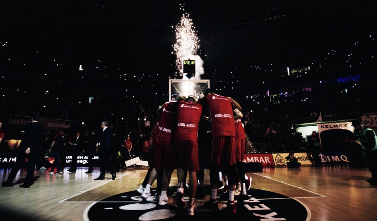 ResumenKirolbet Baskonia vs FC Barcelona Lassa en ACB 2018(86-61)