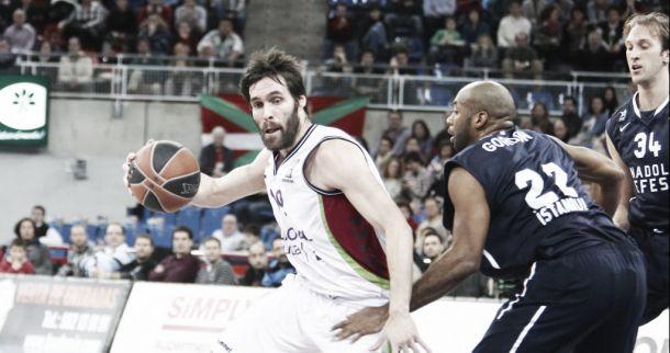 Anadolu Efes - Laboral Kutxa: los cuartos de final pasan por Turquía