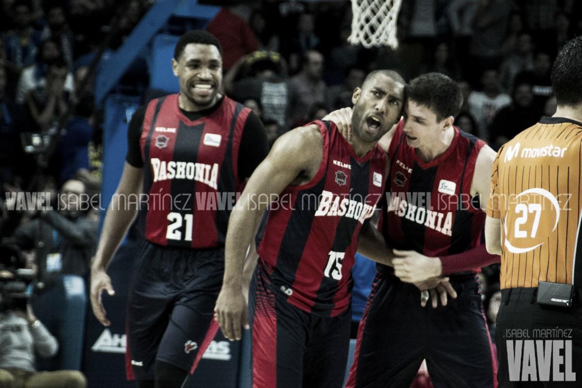 Baskonia y las cábalas para entrar en 'playoffs' de Euroliga