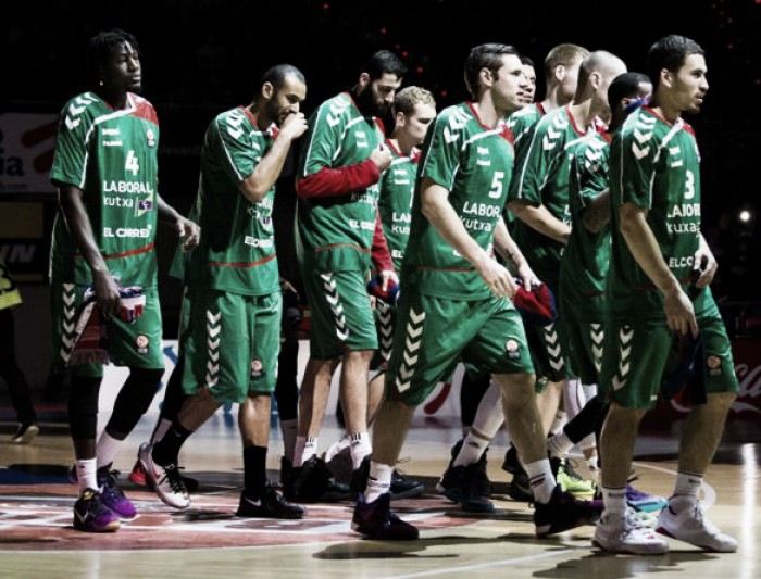 Basket, Eurolega: blitz Baskonia contro l'Unics Kazan (91-92)