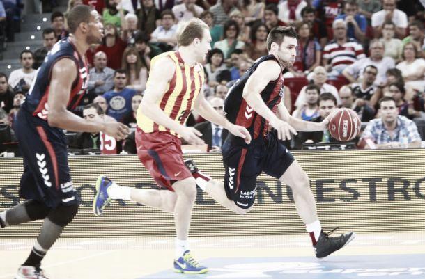 Un Barça intratable exprime a Baskonia y espera rival en la semifinal