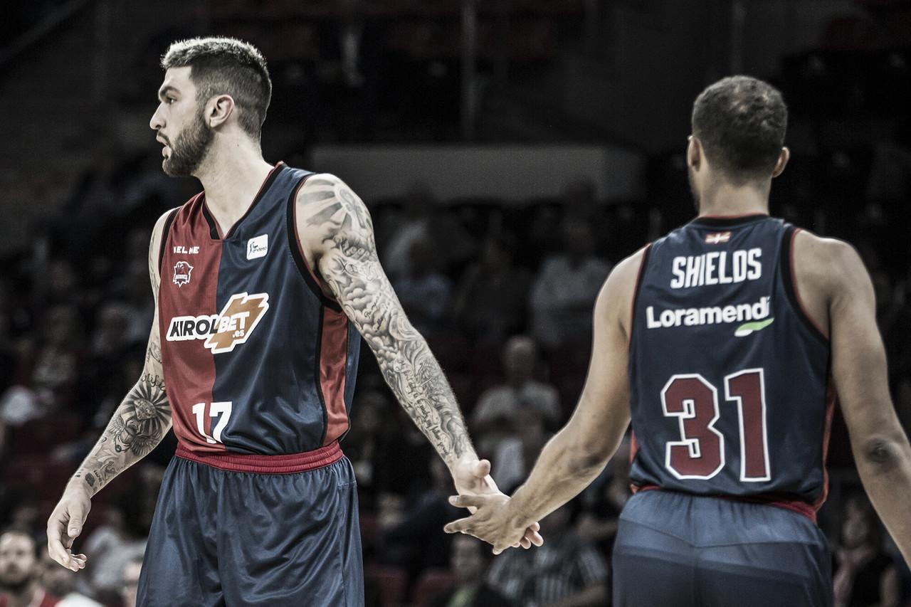 Resumen Kirolbet Baskonia vs Tecnyconta Zaragoza en Liga Endesa 2018 (99-76)