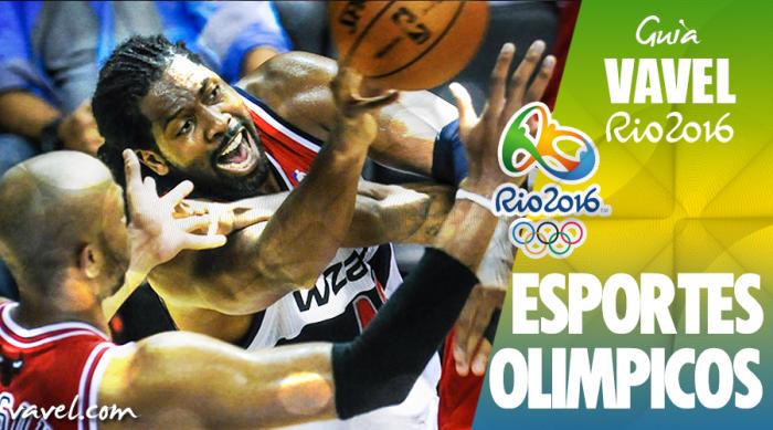 Basquete: tudo o que você precisa saber para o Rio 2016