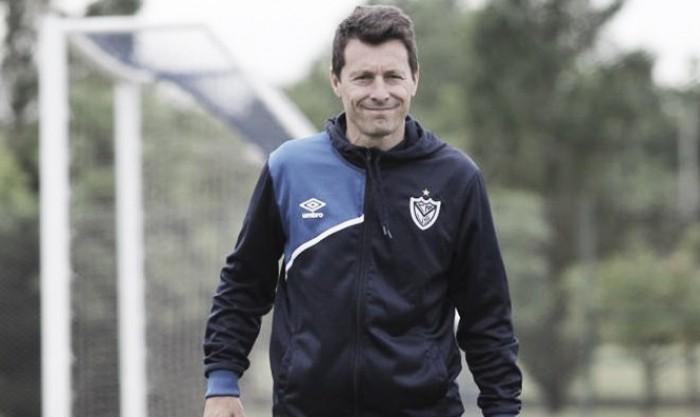 """Bassedas: """"Vélez es un equipo con lindo presente pero con mejor futuro"""""""