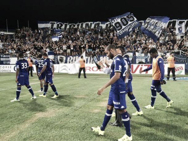 SC Bastia 2-1 Stade Rennais: 10 men Corsicans hold on