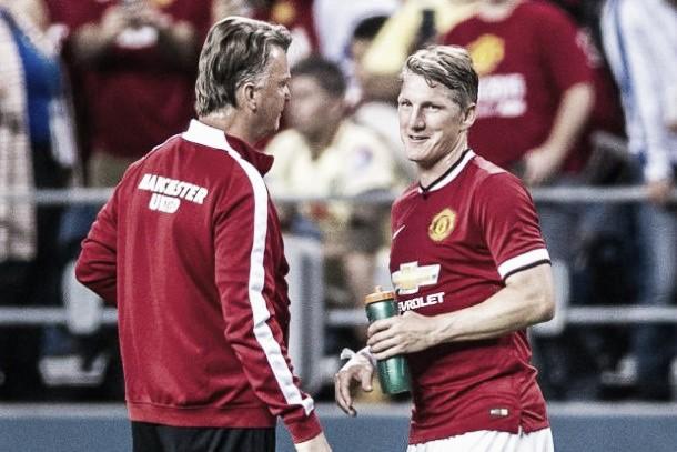 van Gaal criticises Schweinsteiger's United influence thus far
