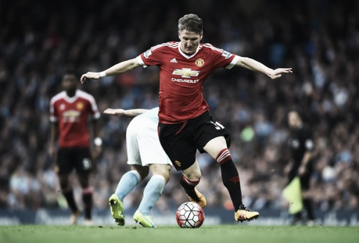 """Schweinsteiger assegura permanência no United: """"Será meu último clube na Europa"""""""
