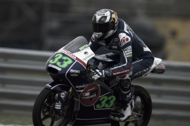 GP Catalogna: prima pole di carriera per Bastianini