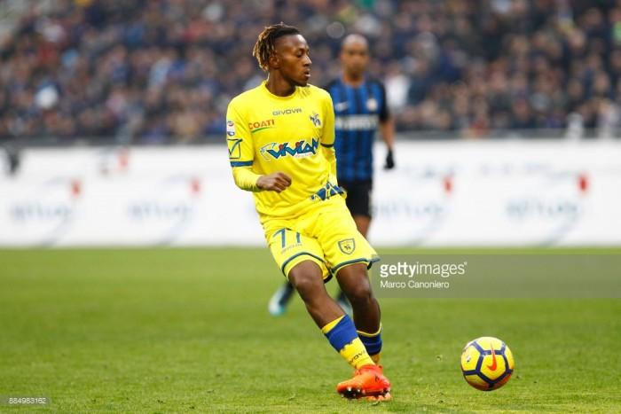 Huddersfield Town eyeing Chievo midfielder Samuel Bastien