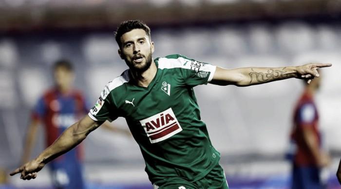 Swansea City set to sign Spanish striker Borja Baston