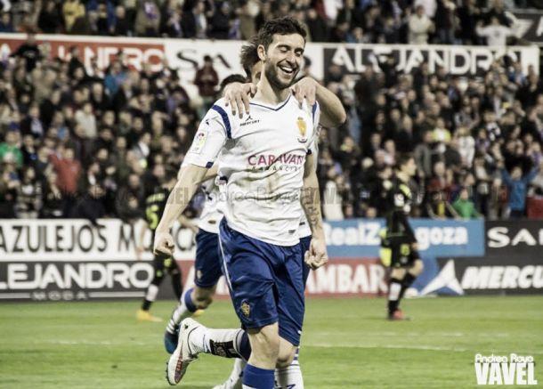 Borja Bastón y el gol 1.000