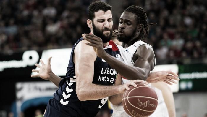 Baskonia viaja a Madrid en su vuelta a la Liga Endesa