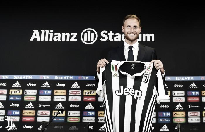 Apresentado na Juventus, Höwedes mira Champions League e retorno à Seleção Alemã