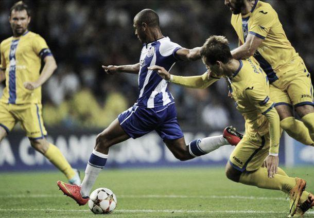 BATE Borisov vs Porto: Hosts face uphill struggle for qualification