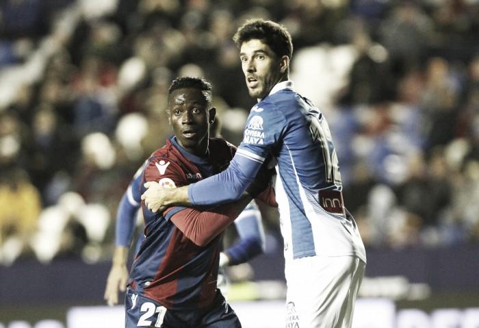 Levante UD - RCDE Espanyol: puntuaciones del Levante