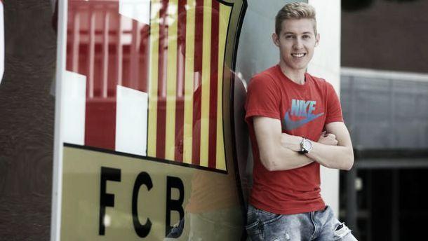 Bateria, nuevo jugador del FC Barcelona