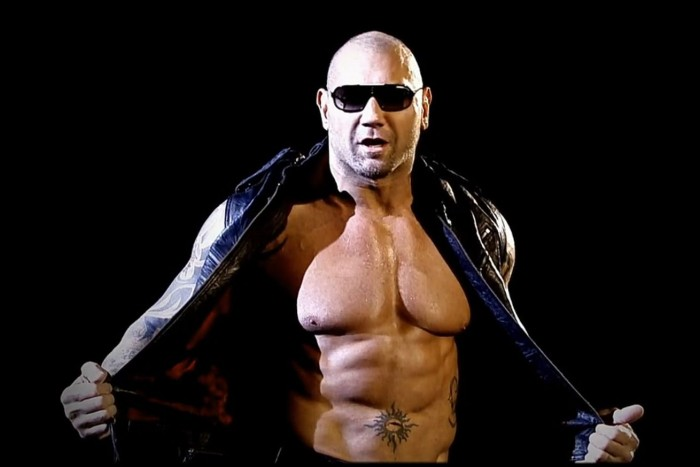Batista Rejects Another WrestleMania Idea