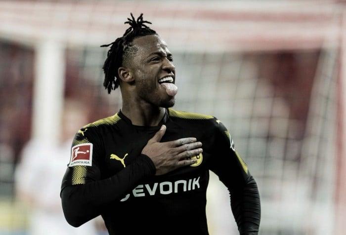 Batshuayi brilha na estreia e Dortmund vence primeiro jogo em 2018 diante do Colônia