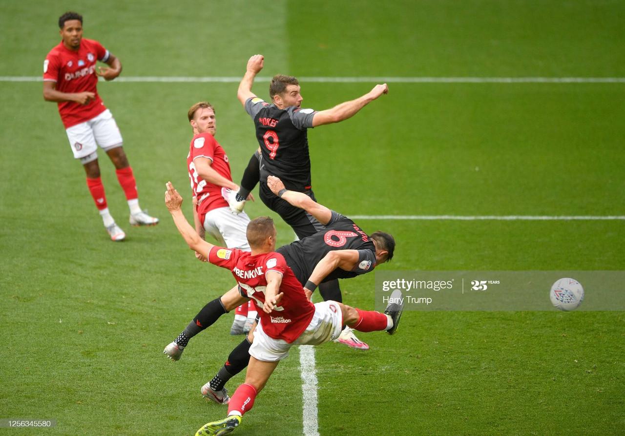 Bristol City 1-1 Stoke City: Batth heads Potters closer to survival