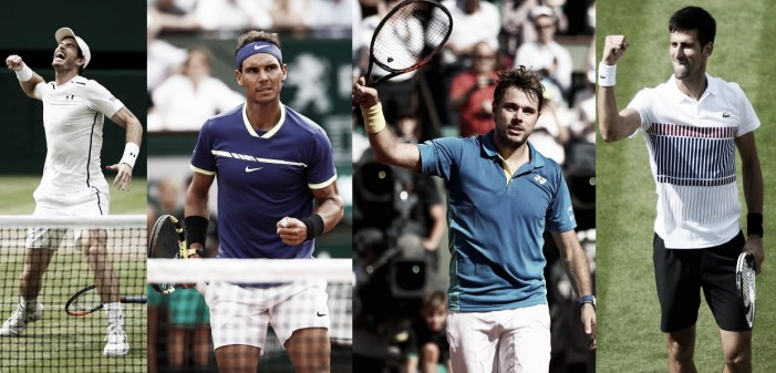World Number One on the line at Wimbledon