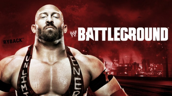 Image result for WWE Battleground 2013 poster