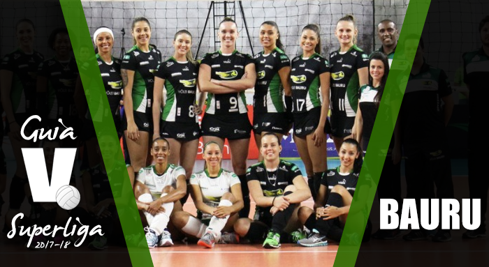 Guia VAVEL Superliga Feminina 2017/18: Vôlei Bauru