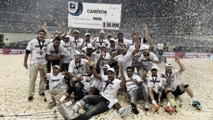 Excluídos da Liga das Américas, Flamengo e Bauru recorrem à LNB pelo direito de participação