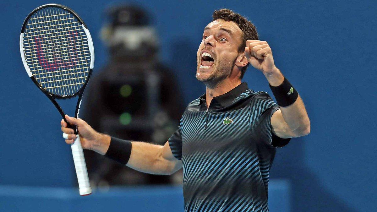 ATP Doha- Bautista Agut elimina Djokovic, Cecchinato non riesce nell'impresa