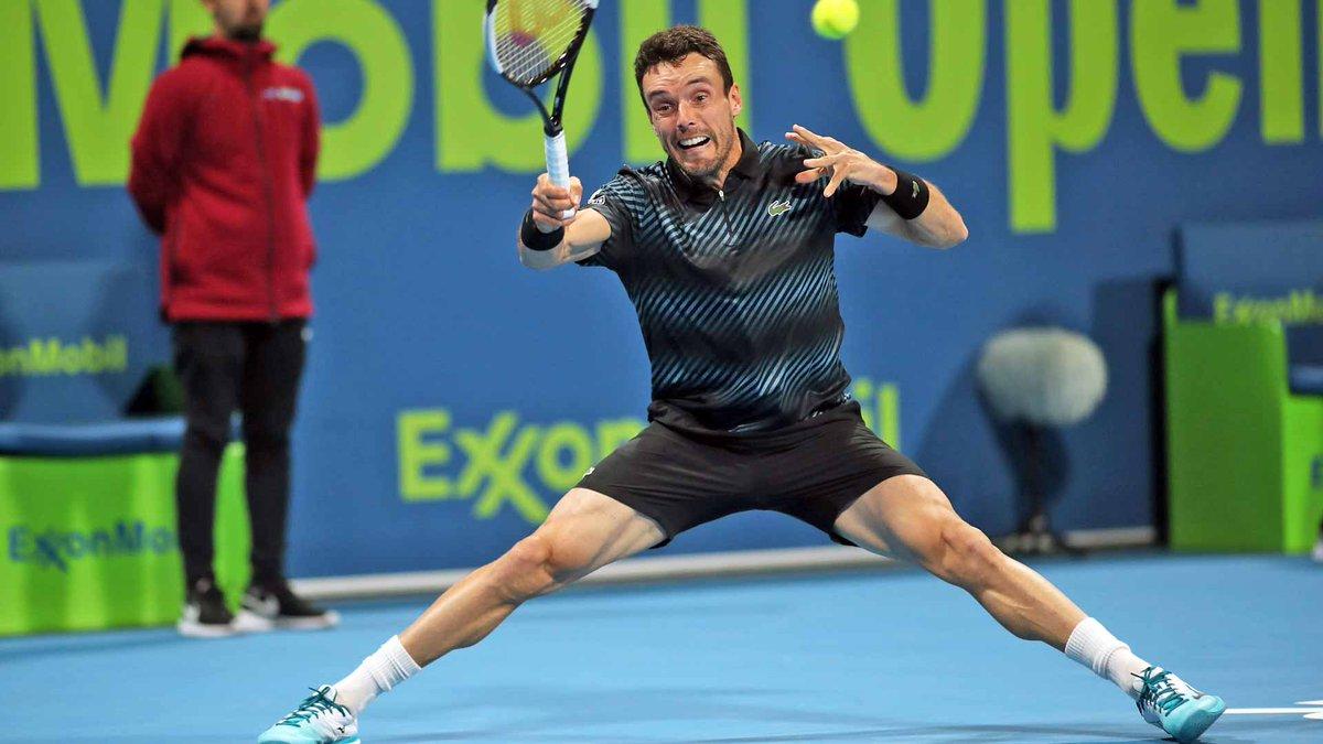 ATP Doha- Bautista termina al meglio la sua settima, piega Berdych e fa suo il titolo
