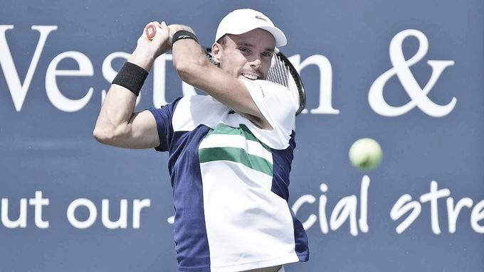 Bautista-Agut derruba atual campeão Medvedev e vai à semifinal de Cincinnati