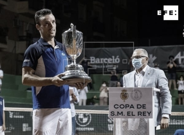 Roberto Bautista participará en los torneos americanos, si la gira recibe el visto bueno